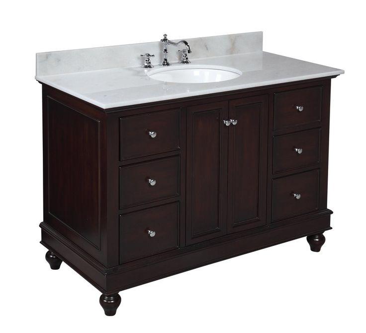 Kbc Bella 48 Single Bathroom Vanity Set Reviews Wayfair Supply Remodel Pinterest