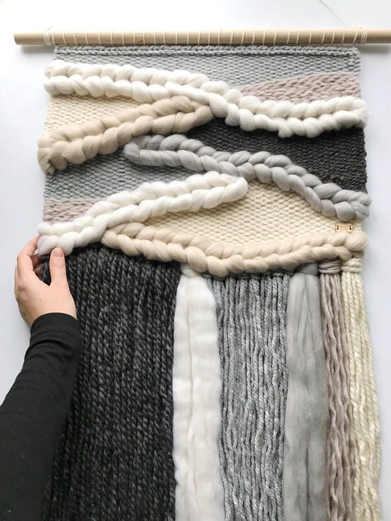 Pin by Eleni Zotos on KNIT & CROCHET | Pinterest | Wall hangings and ...