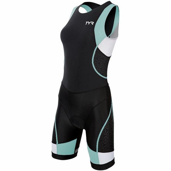 TYR Competitor Rear Zipper Triathlon Suit - Women's