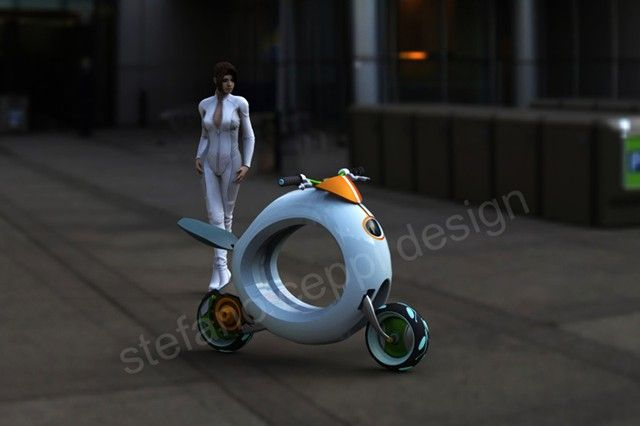 Honda scooter Project