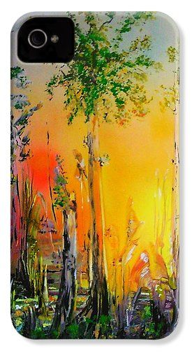 Printed with Fine Art spray painting image Forest Of Souls by Nandor Molnar (When you visit the Shop, change the orientation, background color and image size as you wish)