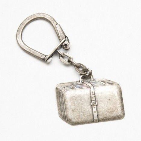 Porte clé vintage bagages années 60/70 - Boutique Vintage