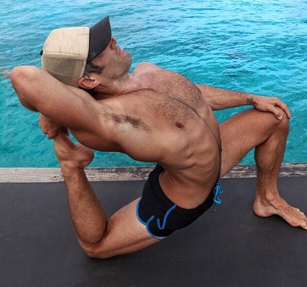 yoga in hawaii hippie gay