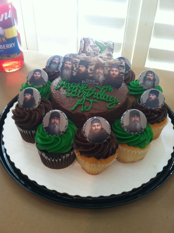 Duck Dynasty Birthday Cake Images