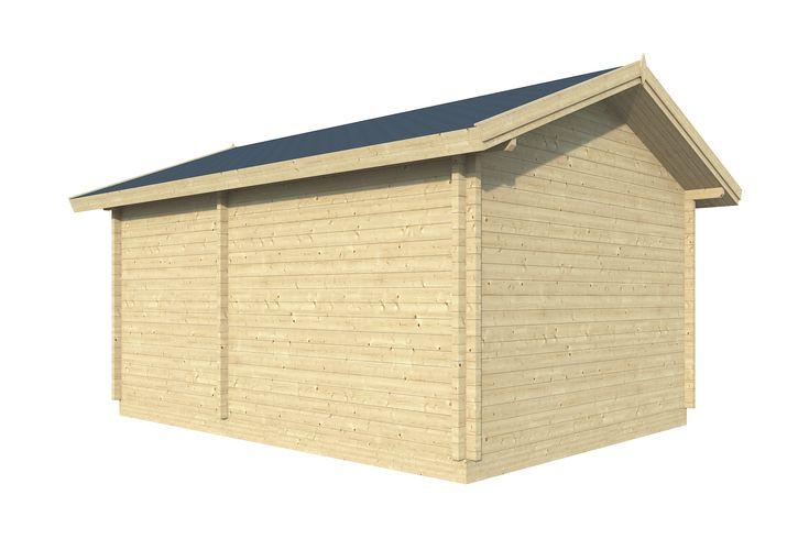 Ons houten huis zonder ramen en deuren met videis een ideale kans voor degenen diezelf wil bepalen waar je de ramenen deur waar je wilt plaatsen. Er is volop ruimte voor zowel bedden, een woonkamer, eethoek, toilet, douche en een badkamer. En natuurlijk een vide. Deel in zoals jij het wil. Maak zelf je ramen …