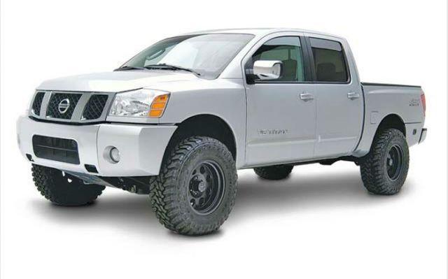 Nissan Titan 2014 Lifted 2014