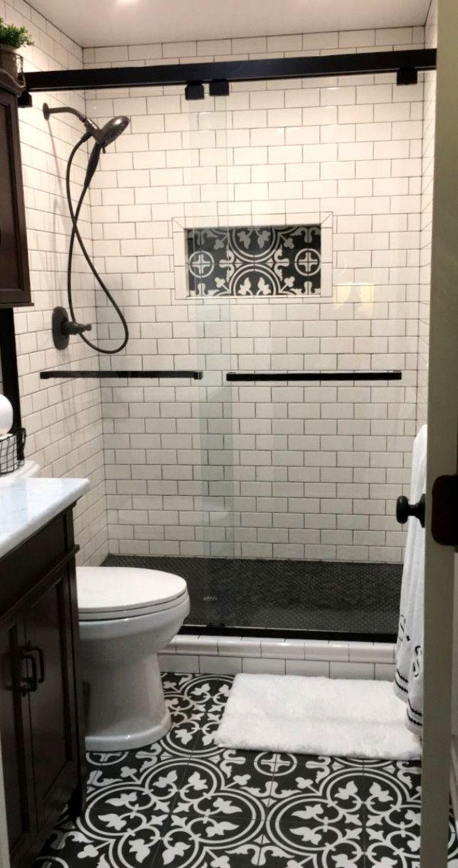 Kleines Badezimmer umgestalten #Badezimmer