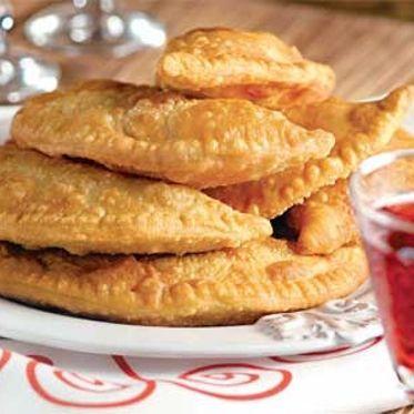 Tschebureki (Teigtaschen) Rezept | Küchengötter