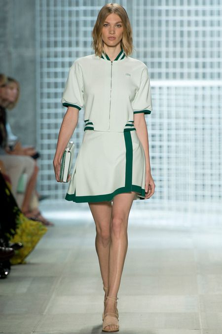 Lacoste ready to wear spring 2014