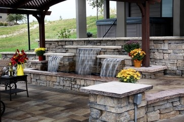 32 best images about Lakefront Landscaping on Pinterest on Lakefront Patio Ideas id=34102