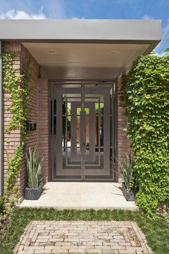 Bering House - Cameron Armstrong, Architect midcentury-entry