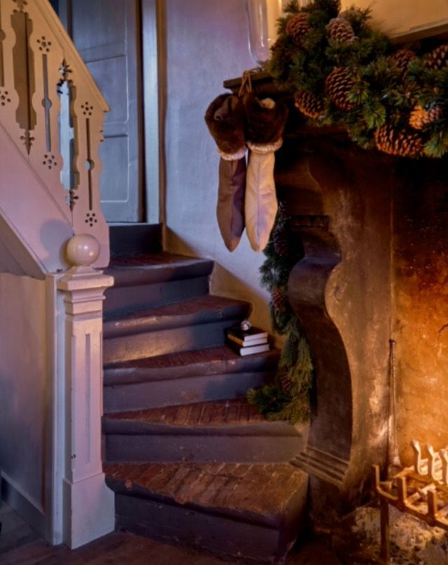 "This scenic stairway is from our feature ""Spirits of Grace"""