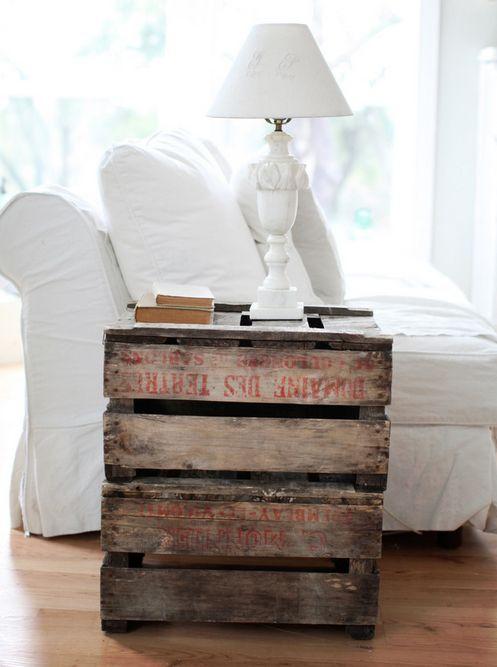 Романтичный стиль интерьера Шебби Шик | Sweet home