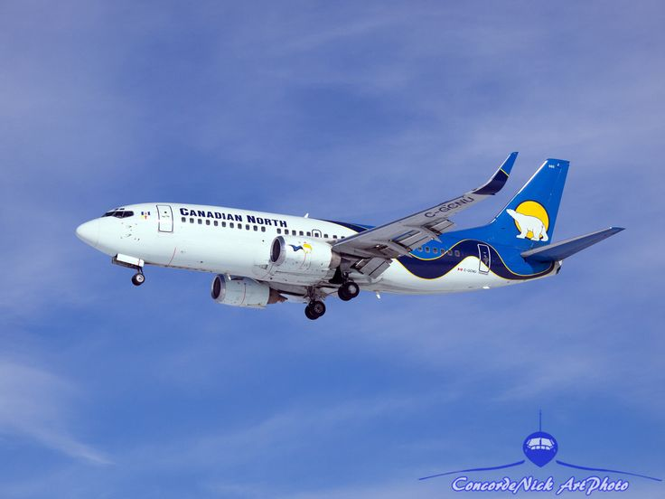 Canadian North B-737-300