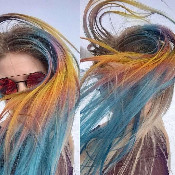75+ Best Hair Colors For Spring - Summer Season 2019 | Spring hair color, Cool hair color, Cool ...
