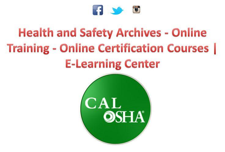 https://flic.kr/p/QsjFh3 | Bloodborne Pathogens Awareness – Cal/OSHA - Online Training - Online Certification Courses | Follow Us On :  instagram.com/elearningcenter  Follow Us On :  followus.com/elearningcenter  Follow Us On : RSS :  www.e-learningcenter.com/feed/  Follow Us On : storify.com/elearningcourse