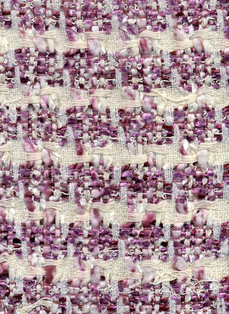 Fabric Inspiration 1: Beautiful Linton tweed fabric