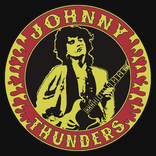 Johnny Thunders Colour