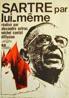 """Documentário """"Sartre por ele mesmo"""" (completo e legendado)  """"Sartre par lui-memê"""""""
