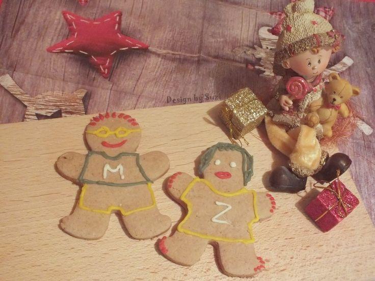 Christmas 2013: Gingerbread (Zuzka & Martin :o))