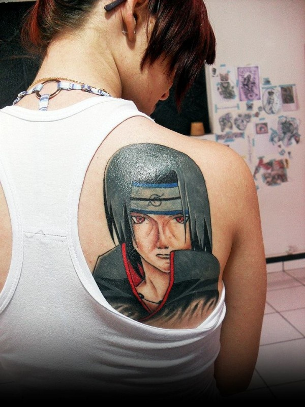 uchiha tattoo designs madara - photo #18