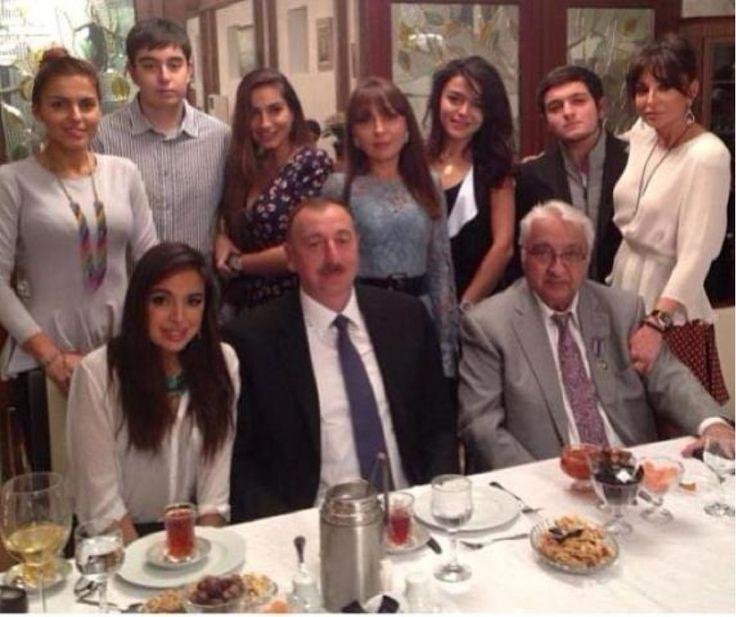 3 iyul Heydər Əliyev Fondunun vitse-prezidenti Leyla İlham Qızı Əliyevanın 32 yaşı tamam olur