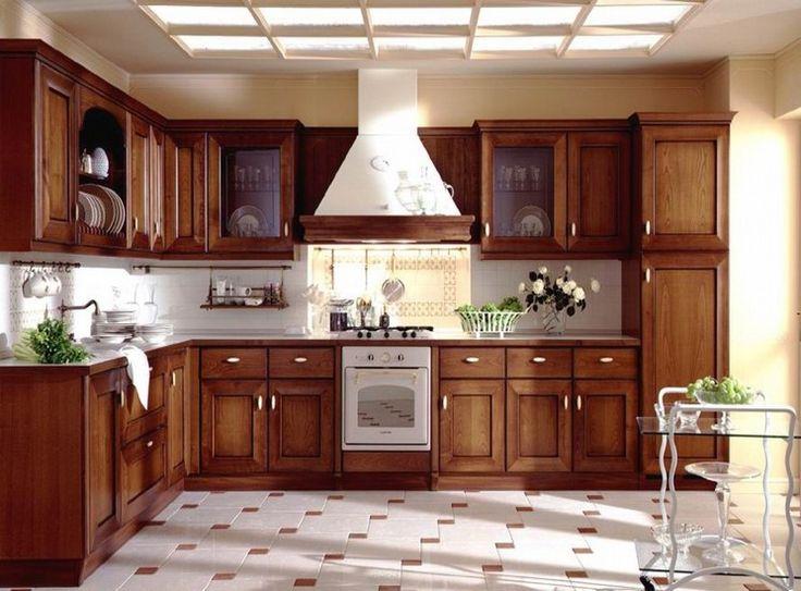 Ahşap mutfaklarda sizlere iki tavsiyede bulunmak istiyoruz. Bunlar mermer ve granit tezgahlardır. Farklı seçenekler olsa da bu iki seçeneğin sizi hiçbir zaman yanıltmayacağını düşünüyor