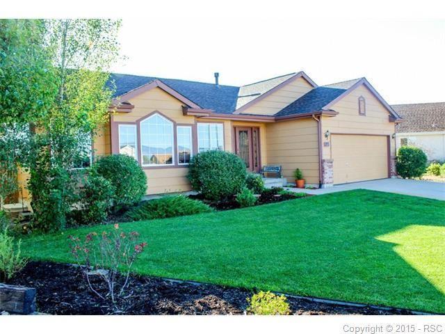 5725 Bass Court, Colorado Springs, CO, 80920
