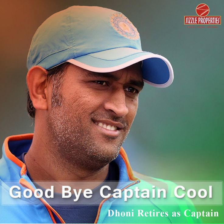 Mahendra Singh Dhoni has stepped down as skipper of India's limited overs sides, the Board of Control for Cricket in India (BCCI) announced on Wednesday.