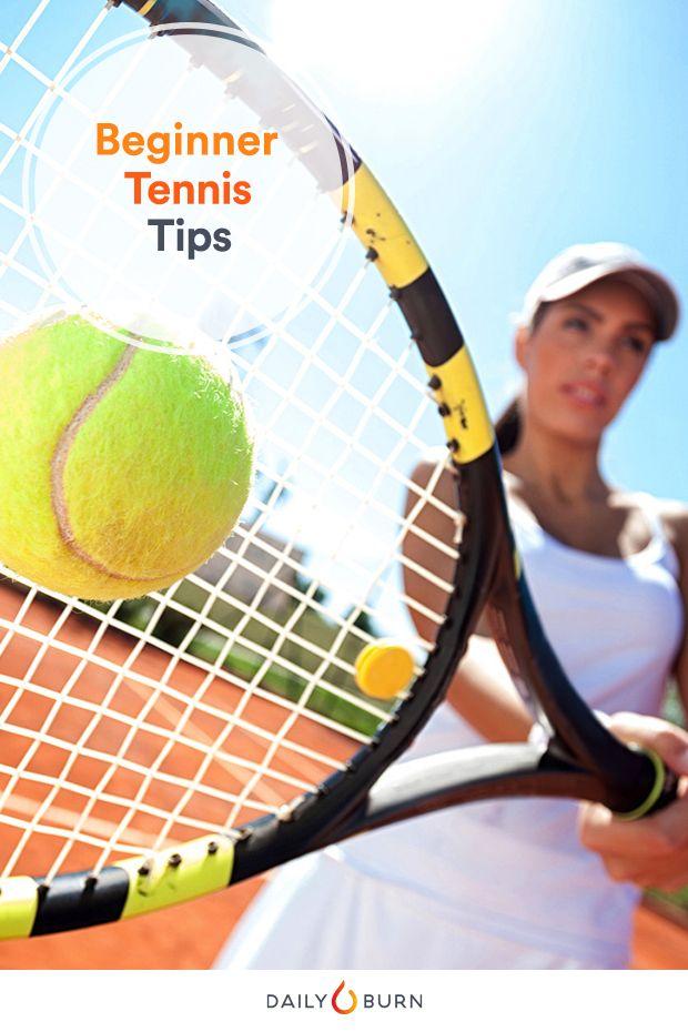Beginner Tennis Tips