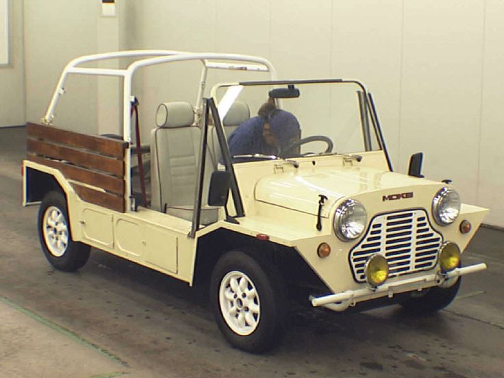 RARE MINI MOKE PICK UP *ONLY 6984 MILES BMC AUSTIN MORRIS LEYLAND LHD in Cars, Motorcycles & Vehicles, Cars, Other Cars | eBay
