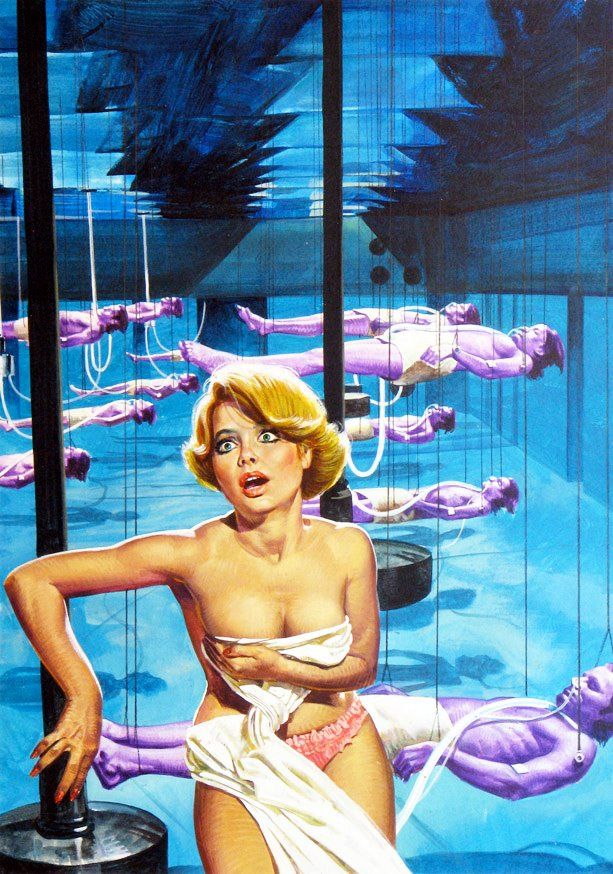Vipera Bionda (n. 17, novembre 1978) textless-Emanuele Taglietti