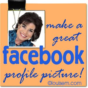 5 Steps to the Best Profile Picture for Facebook --> http://louisem.com/2659/best-profile-picture-for-facebook