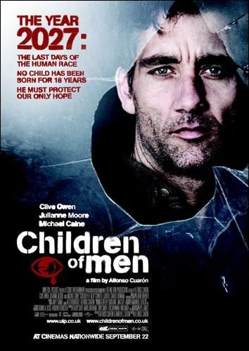 Children Of Men - Has one of the longest uncut scenes in movie history. It's also a very intriguing story about the future of mankind.