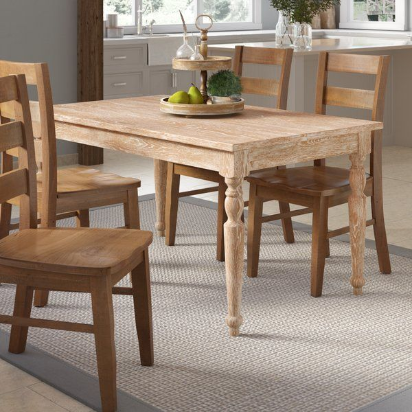 Lark Manor Paramore Dining Table Wayfair Dining Table In Kitchen Dining Table Extendable Dining Table