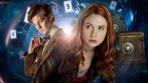The newest version of Dr. Who.  My son really loves this show!