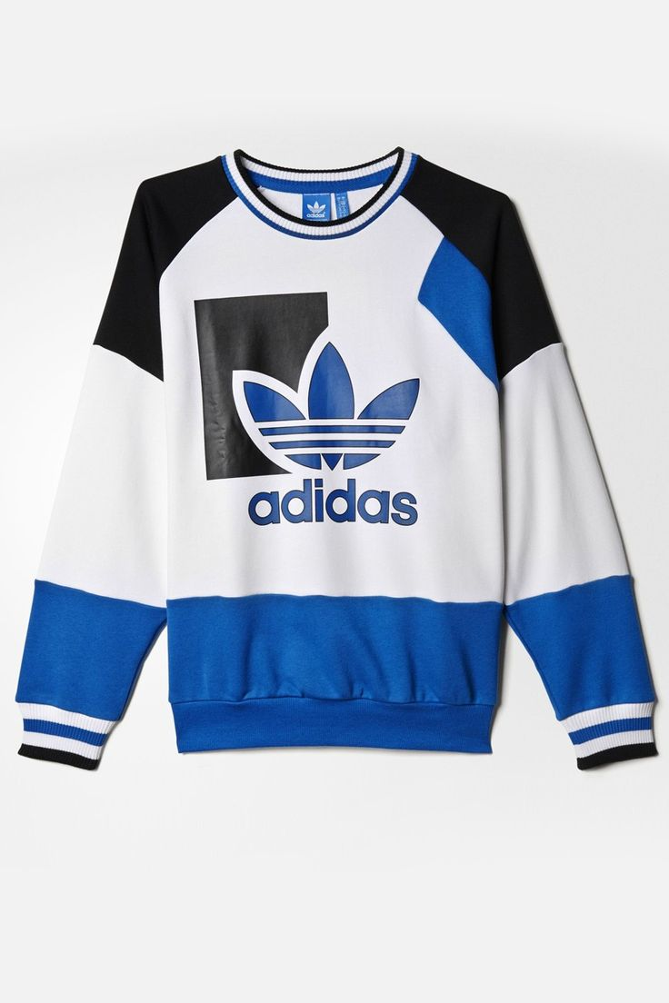 ADIDAS ORIGINALS WOMEN RUNNING BAGGY SWEATSHIRT - ZUPPORT - Store