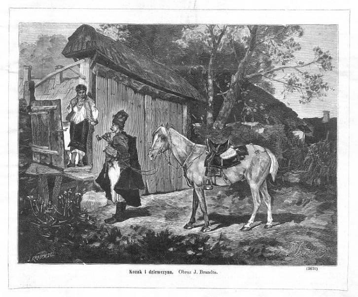 Kozak i Dziewczyna