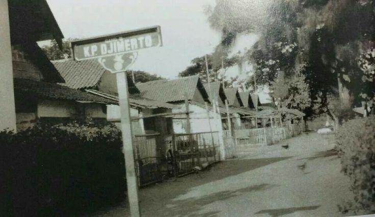 Jalan Jimerto tahun 1928