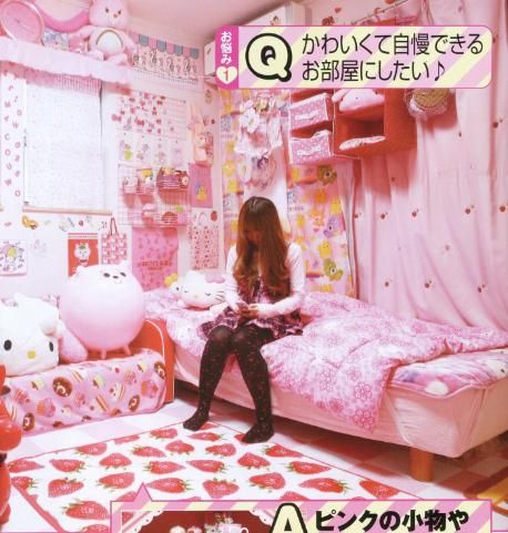 kawaii room | Tumblr