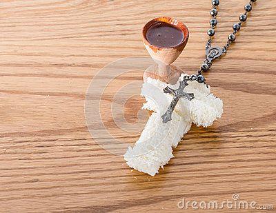 Cuerpo y sangre de Cristo. Conmemoración Jesús del vino del pan