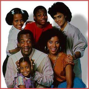 The Cosby Show. I love Bill Cosby