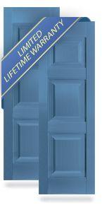 Best 25 raised panel ideas on pinterest raised panel for Recessed panel shutters