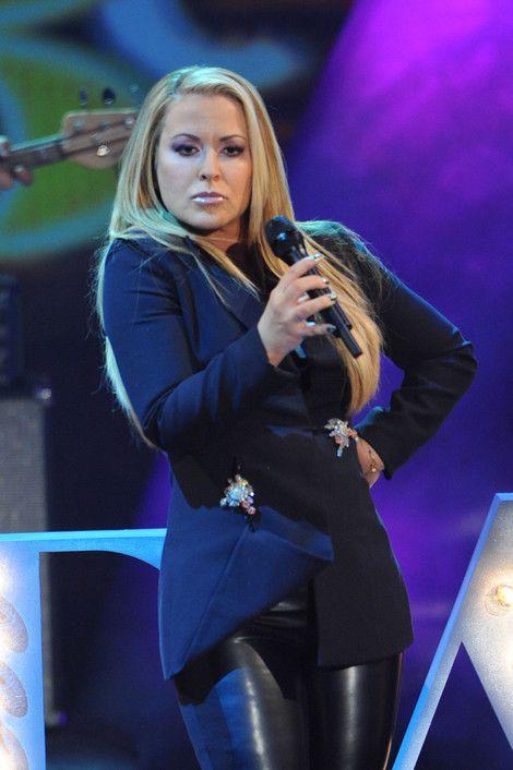 Singer Anastacia Latest Photos - CelebMafia