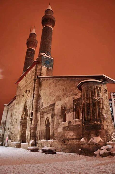 çifte minare, sivas #Sivas #Turkey