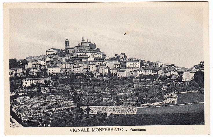 Italy Vignale Monferrato Panorama | eBay