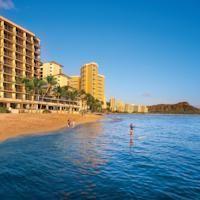 Outrigger Reef Waikiki Beach Resort - $2400 city view - 6 nights