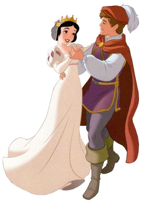 *SNOW WHITE & PRINCE FERDINAND ~ Snow White and the Seven Dwarf's....THE WEDDING