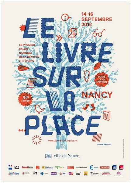 Salon du livre de Nancy 2012 - Jochen Gerner