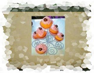 Эликсир молодости: Клубничные кексы